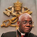 Bishop Welcomes Cardinal Sarah
