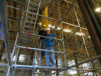 May/June 2016 Cathedral Restoration Continues