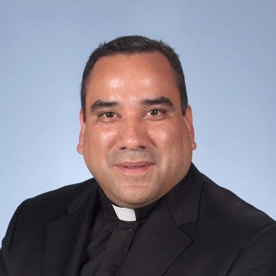 Rev. Amadito (Fr. Junior) Flores