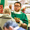 Pastoral visit to Hopatcong parish