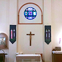 Chapel renovation at Haskell parish
