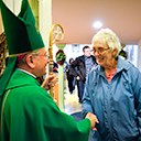 Pastoral visit to Mount Hope parish