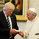 The Pope and the President