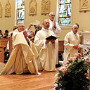 Pastoral visit on Feast of Corpus Christi