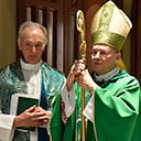 Bi-Lingual Mass at Cathedral