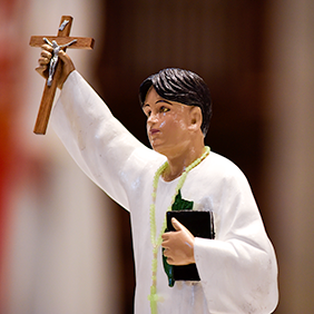 Filipino Martyr Mass