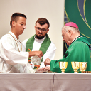Stockholm parish welcomes Bishop