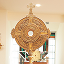 Tabernacle, monstrance donated