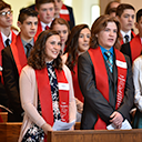 Confirmation day in Vernon