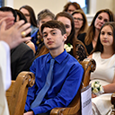 Confirmation day in Green Pond