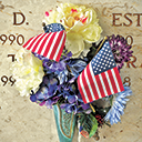 Memorial Day at Calvary Cemetery