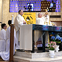 Pastoral visit to St. Paul Parish
