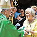 Bishop visits Sussex County parish