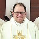 Fond farewell for Father Mangieri