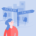 Facts from fiction