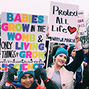 This is why they march for life