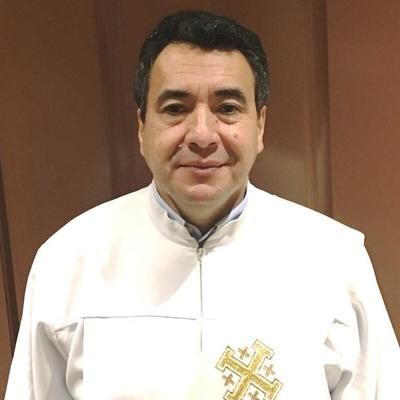 Deacon German Vargas