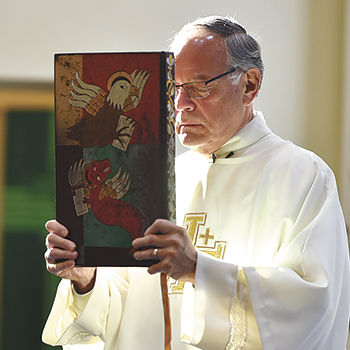 Mass for deceased deacons