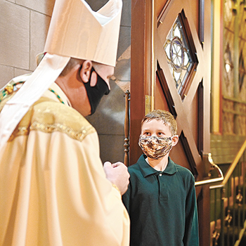 Morristown church welcomes Bishop