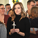 Mass with Young Adults