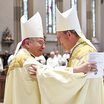 Eighth Bishop of the Diocese