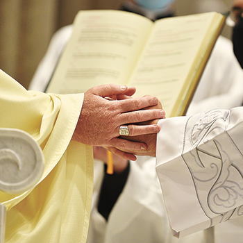 Five new priests for the Diocese