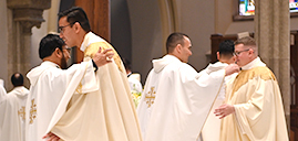 Two new priests for the Diocese