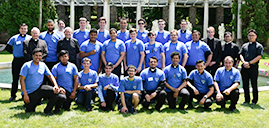Annual Quo Vadis retreat day to help young men discern their life's path