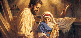 Father's Day in the Year of St. Joseph