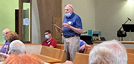 Liturgy Ministry Day at Flanders parish focuses on role of liturgical ministers