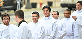 Reasons for Hope – Our 7 New Deacons