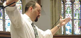 Diocesan director of music takes on new role with NPM
