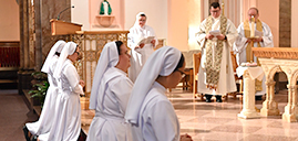 Four Salesian Sisters make perpetual profession of vows