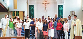 'Marital Love: The Need for Dialogue and Forgiveness' retreat inspires couples
