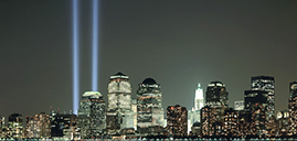 From the Bishop: 9/11/2001 – 9/11/2021: 'We Will Never Forget'