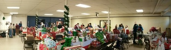 Parish Outreach - Assembled Christmas Baskets