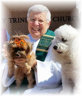 St- Francis Feast Day - Blessing of the Animals