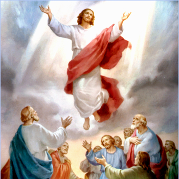 Ascension of the Lord-May 30th-HOLY DAY OF OBLIGATION