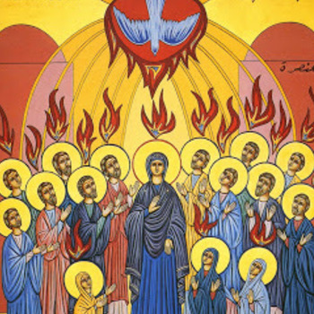 Pentecost Novena May 26-June 3, 2017