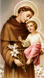 St. Anthony of Padua-Feast Day (Today 6/13/2017) Mass