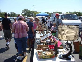 Parish Flea Market-SEPTEMBER 15th