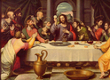 HOLY THURSDAY, MARCH 24:  (NO MASS IN THE MORNING / NO REGULAR BAPTISM AT 4:00 PM)