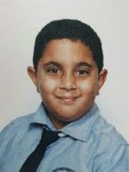 Myron Andrew Rocha (aged 8 years) - Passed away