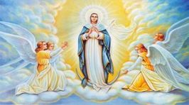 Feast of Our Lady of Assumption - 12 to 14 of August 2016