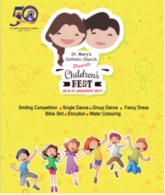 Golden Jubilee Children's Festival