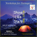 """Shine Like Stars"" - Workshop for Teenagers"