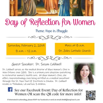 Women's Day of Reflection
