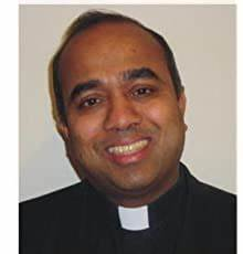 Fr. Tomi Thomas' weekly message (click here)