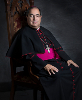 Update from Bishop Michael Duca on Covid19 Response