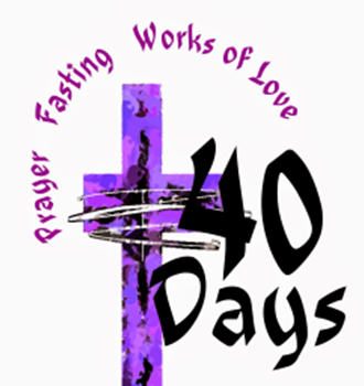 40 Days and 40 Crosses